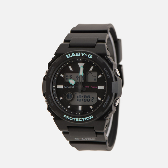 Наручные часы CASIO Baby-G BAX-100-1AER Navy/Mint