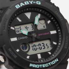 Женские наручные часы CASIO Baby-G BAX-100-1AER Navy/Mint фото- 2