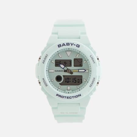 Женские наручные часы CASIO Baby-G BAX-100-3AER Mint/Navy