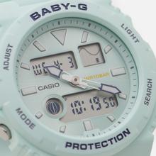 Женские наручные часы CASIO Baby-G BAX-100-3AER Mint/Navy фото- 2