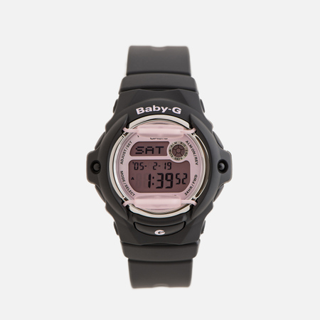 Женские наручные часы CASIO Baby-G BG-169M-1ER Black/Pink