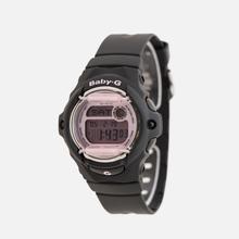 Женские наручные часы CASIO Baby-G BG-169M-1ER Black/Pink фото- 1