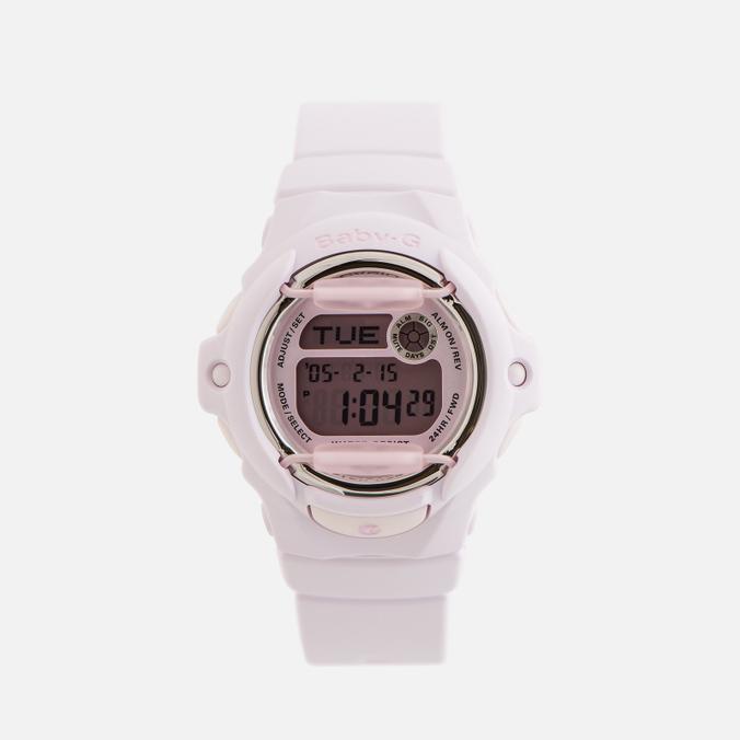 Женские наручные часы CASIO Baby-G BG-169M-4ER Light Pink