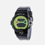 Женские наручные часы CASIO Baby-G BG-6903-1B Black/Green фото- 1