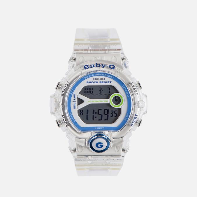 Женские наручные часы CASIO Baby-G BG-6903-7D White