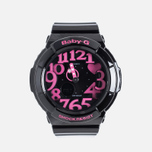 Casio Baby-G BGA-130-1BER Women's Watch Black/Pink photo- 0