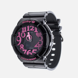 Casio Baby-G BGA-130-1BER Women's Watch Black/Pink photo- 1