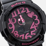 Casio Baby-G BGA-130-1BER Women's Watch Black/Pink photo- 2