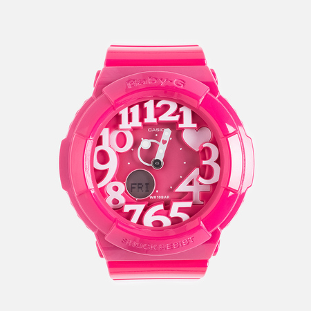Casio Baby-G BGA-130-4BER Women's Watch Pink