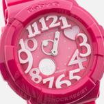 Женские наручные часы CASIO Baby-G BGA-130-4BER Pink фото- 2