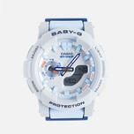 Женские наручные часы CASIO Baby-G BGA-185-2A Blue/Grey фото- 0