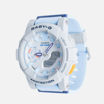 Casio Baby-G BGA-185-2A Women's Watch Blue/Grey photo- 1