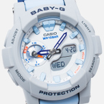 Casio Baby-G BGA-185-2A Women's Watch Blue/Grey photo- 2