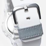 Женские наручные часы Casio Baby-G BGA-185-7A White фото- 3