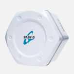 Женские наручные часы Casio Baby-G BGA-185-7A White фото- 4