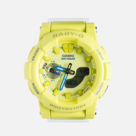 Casio Baby-G BGA-185-9A Women's Watch Lime