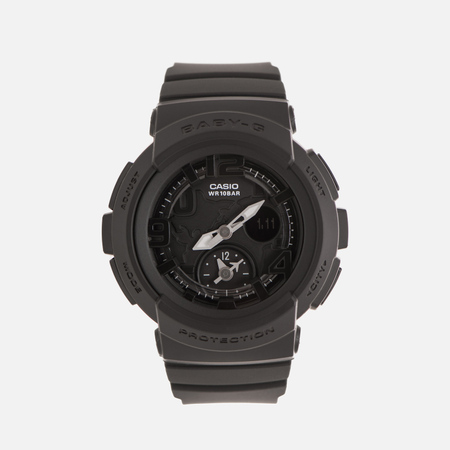 Женские наручные часы CASIO Baby-G BGA-190BC-1B Beach Traveler Series Black