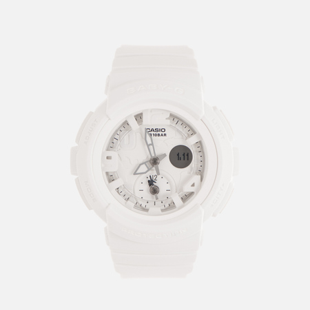 Женские наручные часы CASIO Baby-G BGA-190BC-7B Beach Traveler Series White