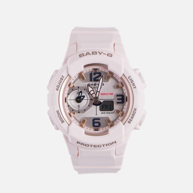 Женские наручные часы CASIO Baby-G BGA-230SC-4B Pink