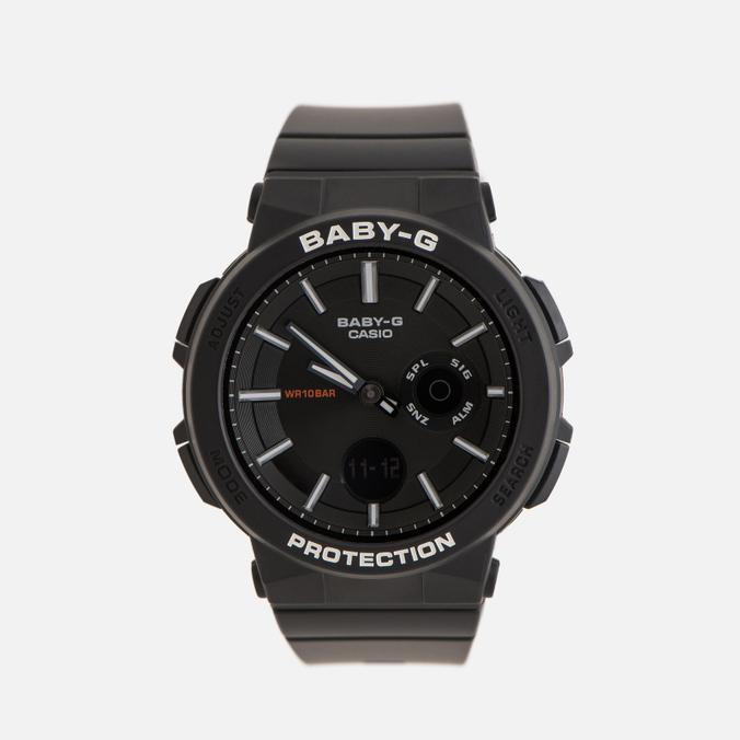Женские наручные часы CASIO Baby-G BGA-255-1AER Black