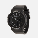 Женские наручные часы CASIO Baby-G BGA-255-1AER Black фото- 1