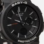 Женские наручные часы CASIO Baby-G BGA-255-1AER Black фото- 2