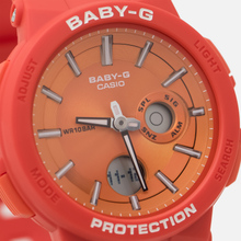 Наручные часы CASIO Baby-G BGA-255-4AER Red/Orange фото- 2