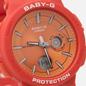 Наручные часы CASIO Baby-G BGA-255-4AER Red/Orange фото - 2