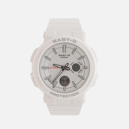 Женские наручные часы CASIO Baby-G BGA-255-7AER White