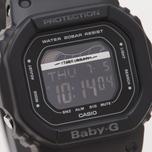 Женские наручные часы CASIO Baby-G BLX-560-1E G-Lide Series Black фото- 2