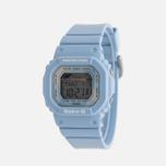 Женские наручные часы CASIO Baby-G BLX-560-2E G-Lide Series Pastel Blue фото- 1