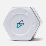 Женские наручные часы CASIO Baby-G BLX-560-2E G-Lide Series Pastel Blue фото- 4