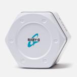 Женские наручные часы CASIO Baby-G BLX-560-7E G-Lide Series White фото- 4