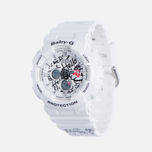 Женские наручные часы CASIO Baby-G x Hello Kitty BA-120KT-7A White фото- 1