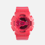 Женские наручные часы CASIO G-SHOCK GMA-S110VC-4A Matte Pink фото- 0