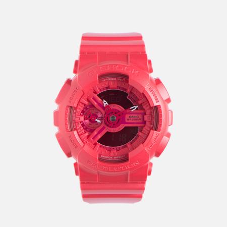 Женские наручные часы CASIO G-SHOCK GMA-S110VC-4A Matte Pink