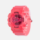 Женские наручные часы CASIO G-SHOCK GMA-S110VC-4A Matte Pink фото- 1