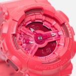 Женские наручные часы CASIO G-SHOCK GMA-S110VC-4A Matte Pink фото- 2