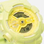 Женские наручные часы CASIO G-SHOCK GMA-S110VC-9A Fluorescent Yellow фото- 2