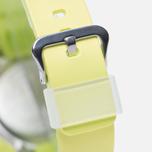 Женские наручные часы CASIO G-SHOCK GMA-S110VC-9A Fluorescent Yellow фото- 3