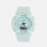 Женские наручные часы CASIO G-SHOCK GMA-S130-2A Series S Turquoise фото- 0