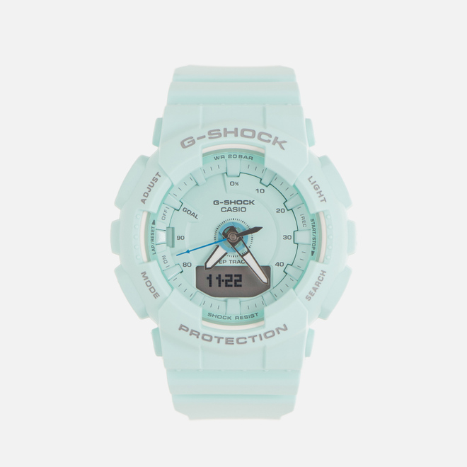 Женские наручные часы CASIO G-SHOCK GMA-S130-2A Series S Turquoise