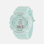 Женские наручные часы CASIO G-SHOCK GMA-S130-2A Series S Turquoise фото- 1