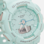 Женские наручные часы CASIO G-SHOCK GMA-S130-2A Series S Turquoise фото- 2