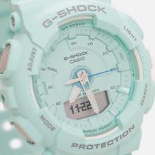 Женские наручные часы CASIO G-SHOCK GMA-S130-2A Series S Turquoise фото- 2