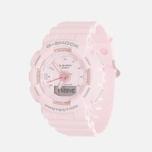 Женские наручные часы CASIO G-SHOCK GMA-S130-4A Series S Pink фото- 1