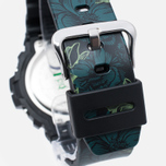 Женские наручные часы CASIO G-SHOCK GMD-S6900F-1E Floral Pattern Green фото- 3