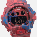 Женские наручные часы Casio G-SHOCK GMD-S6900F-4E Floral Pattern Red фото- 1