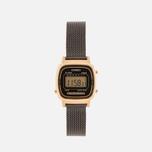 Женские наручные часы CASIO LA670WEMB-1E Gold/Black фото- 0