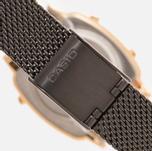 Женские наручные часы CASIO LA670WEMB-1E Gold/Black фото- 3